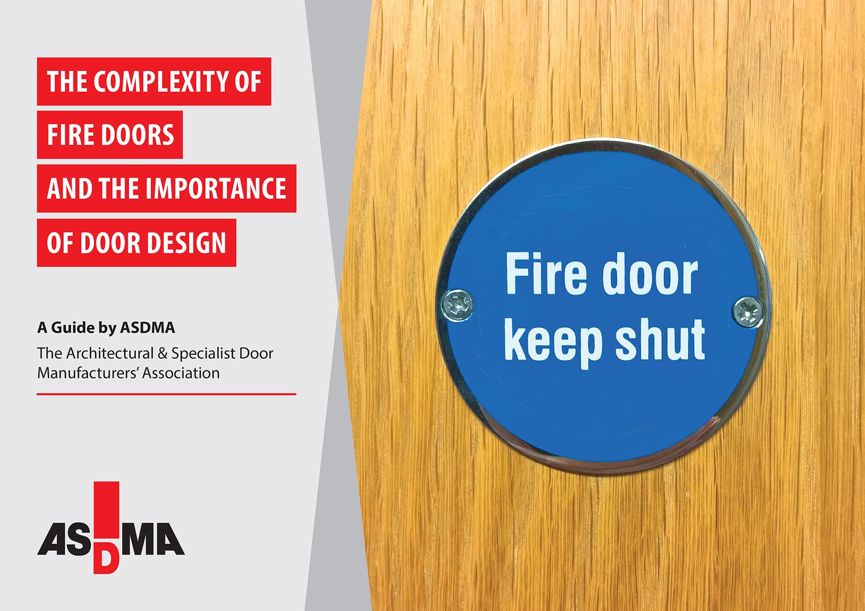ASDMA Fire Door Guide