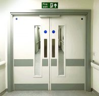 Ahmarra Healthcare Range Fire Door for Hospital