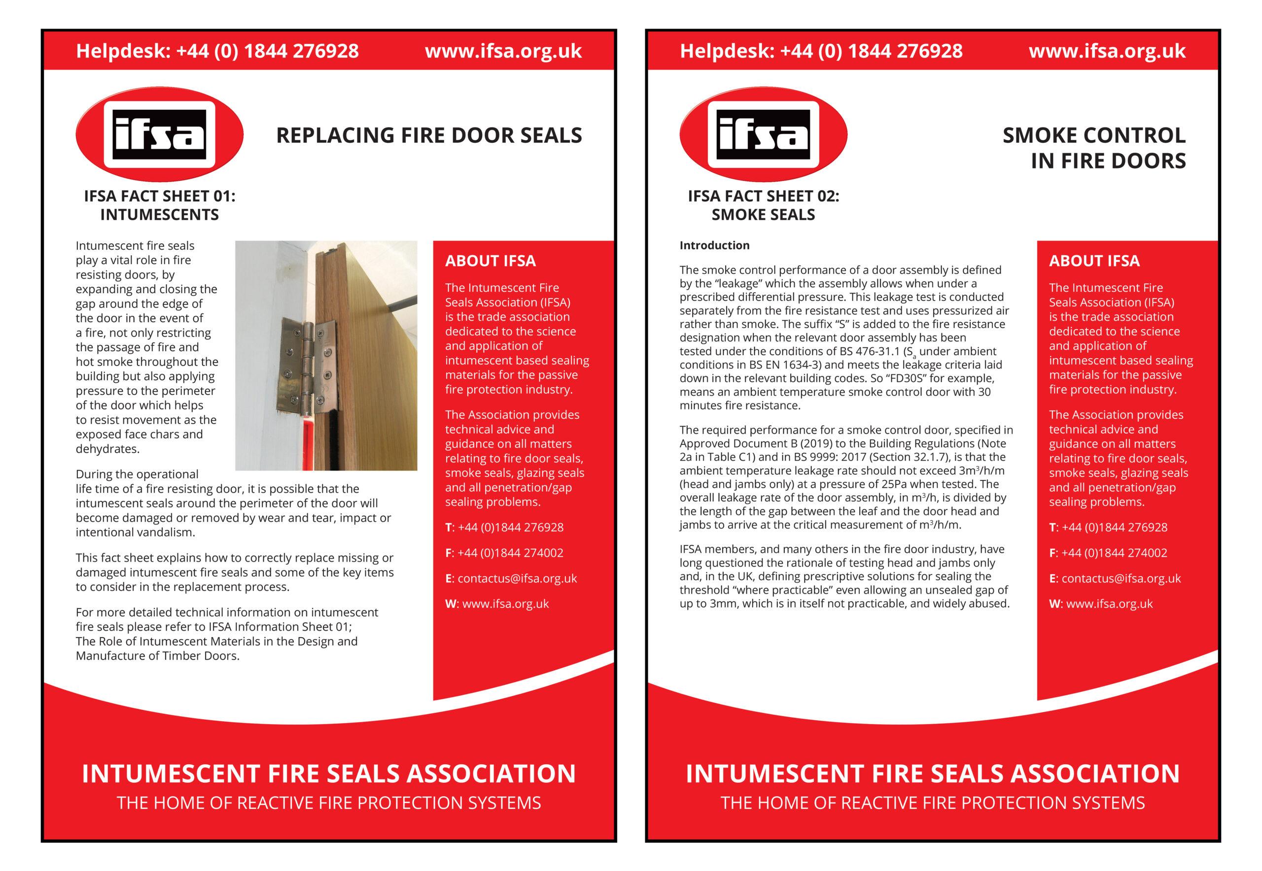 IFSA Fact Sheets