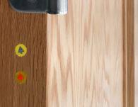 Fire Door Certification Plug