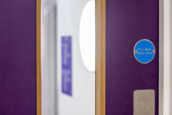 What makes a fire door